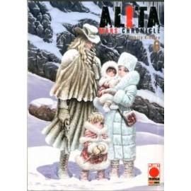 ALITA MARS CHRONICLE DI YUKITO KISHIRO n. 6