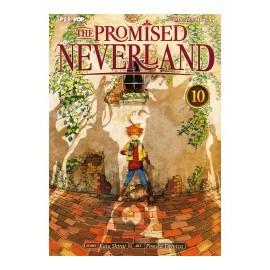 PROMISED NEVERLAND n. 10