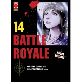BATTLE ROYALE nuova edizione n. 14
