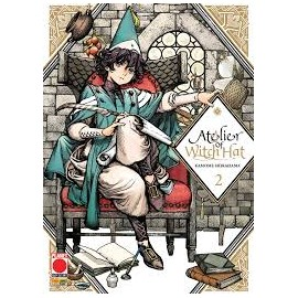 ATELIER OF WITCH HAT DI KAMOME SHIRAHAMA n. 2