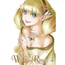 TALES OF WEDDING TINGS DI MAYBE n. 2