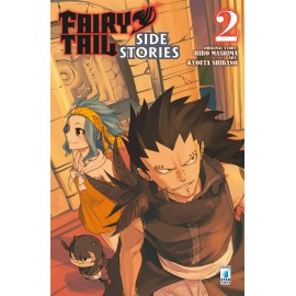 FAIRY TAIL SIDE STORIES DI MASHIMA n. 2