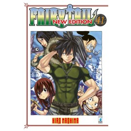 FAIRY TAIL NEW EDITION BIG n. 41