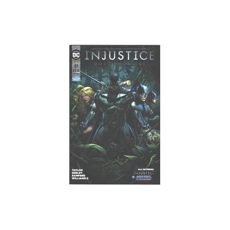 INJUSTICE GODS AMONG US n. 67