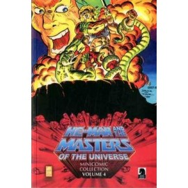 HE MAN AND THE MASTERS OF UNIVERSE MINICOMIC COLLECTION n. 4