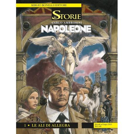 LE STORIE NAPOLEONE n. 1