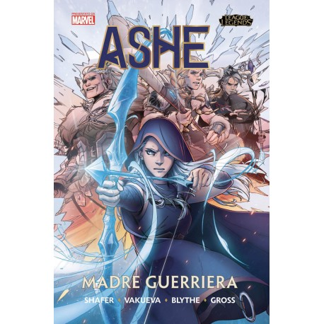 ASHE MADRE GUERRIERA n. 1