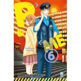 P e ME POLICEMAN AND ME DI MAKI MIYOSHI n. 6
