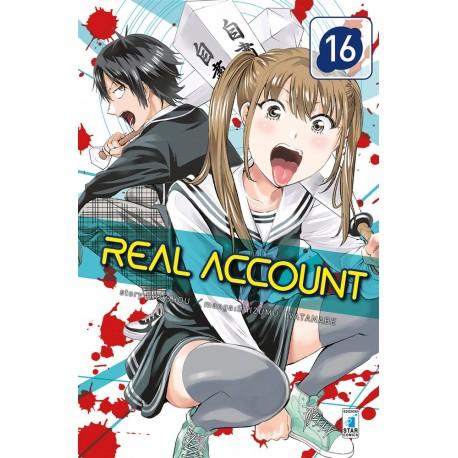 KAPPA EXTRA REAL ACCOUNT DI OKUSHOU E WATANABE n. 16