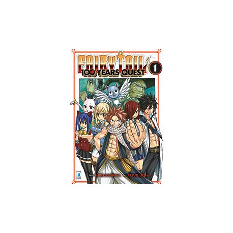 FAIRY TAIL 100 YEARS QUEST n. 1