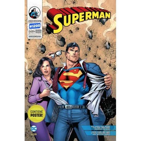 SUPERMAN RINASCITA 1200 n. 62