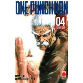 ONE PUNCH DI ONE E YUSUKE MURATA RISTAMPA n. 4