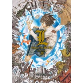 DEATH NOTE L CHANGE THE WORLD RISTAMPA n. 1