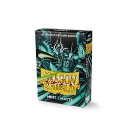 BUSTE PROTEGGI CARD YUGIOH 60 PEZZI mint matte DRAGON SHIELD