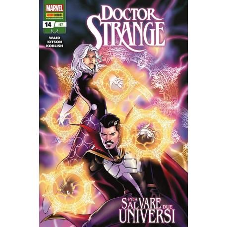 DOCTOR STRANGE NUOVO INIZIO n. 14