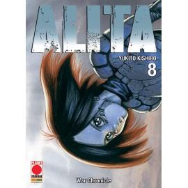 ALITA NUOVA EDIZIONE RISTAMPA n. 8