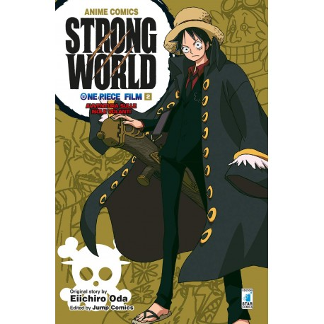 ONE PIECE ANIME COMICS STRONG WORLD n. 2