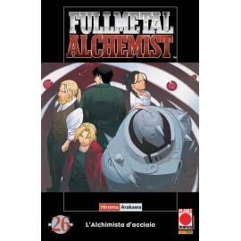 FULLMETAL ALCHEMIST RISTAMPA n. 26