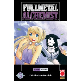 FULLMETAL ALCHEMIST RISTAMPA n. 5
