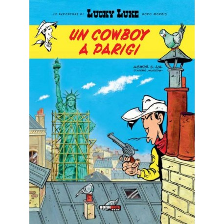 LUCKY LUKE COWBOY A PARIGI n. 1