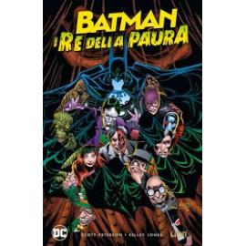 BATMAN I RE DELLA PAURA DI SCOTT PETTERSON E KELLY JONES TP n. 1