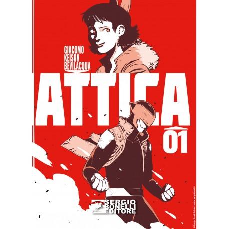 ATTICA n. 1