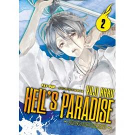 HELL'S PARADISE DI YUJI KAKU n. 2