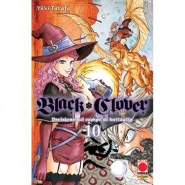 BLACK CLOVER GIURAMENTO DEL RAGAZZO DI YUKI TABATA RISTAMPA n. 10