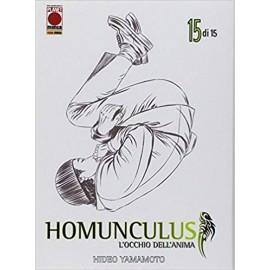 HOMUNCULUS RISTAMPA n. 15