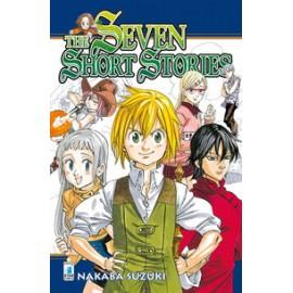 SEVEN DEADLY SINS SEVEN SHORT STORIES n. 1