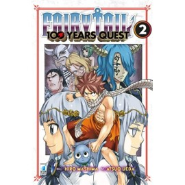 FAIRY TAIL 100 YEARS QUEST n. 2