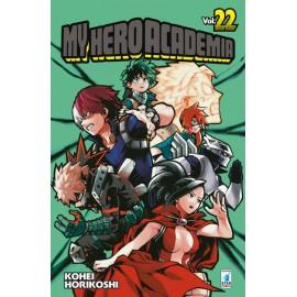 MY HERO ACADEMIA DI MASASHI KISIMOTO n. 22