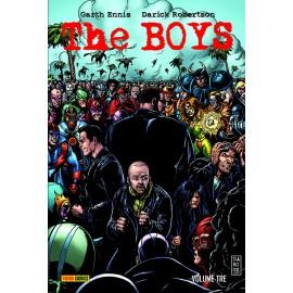 THE BOYS di g. ennis / d. robertson RISTAMPA n. 3