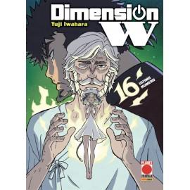 DIMENSION W DI YUJI IWAHARA n. 16
