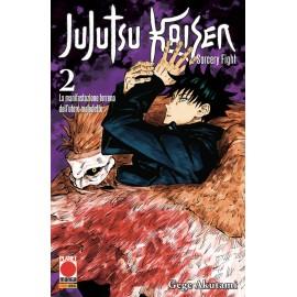 JUJUTSU KAISEN GEGE AKUTAMI n. 2