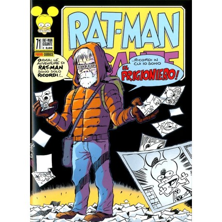 RAT MAN GIGANTE n. 71
