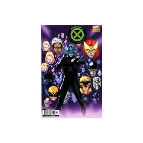 X MEN POWERS OF X n. 4