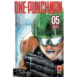 ONE PUNCH DI ONE E YUSUKE MURATA RISTAMPA n. 5