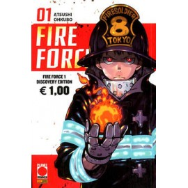 FIRE FORCE DISCOVERY EDITION n. 1