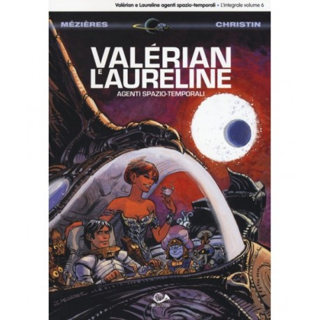 VALèRIAN E LAURELINE n. 6