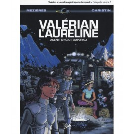VALèRIAN E LAURELINE n. 7