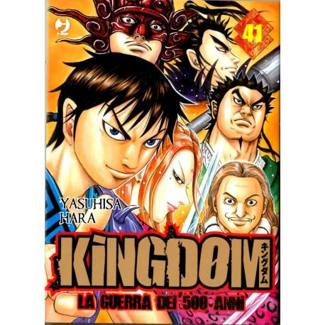 KINGDOM GUERRA DEI 500 ANNI n. 41