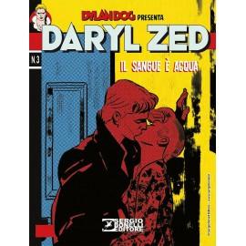 DYLAN DOG PRESENTA DARYL ZED n. 3