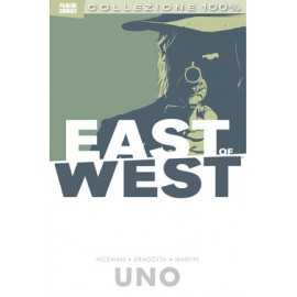 EAST WEST ristampa n. 1