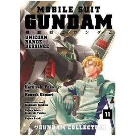 MOBILE SUIT GUNDAM UNICOR BANDE DESSINEE n. 11