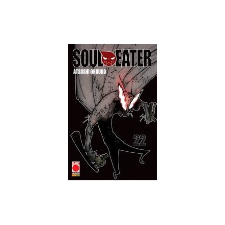 SOUL EATER RISTAMPA n. 22