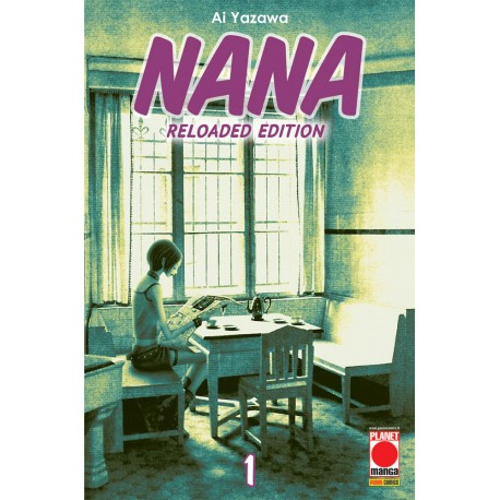 NANA RELOADED EDITION RISTAMPA n. 1