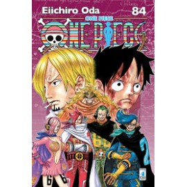 ONE PIECE NEW EDITION n. 84