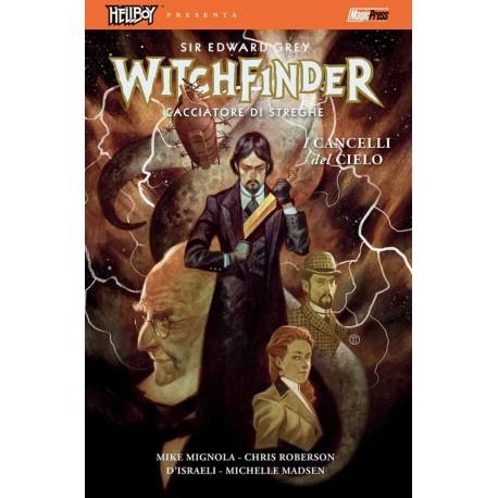 HELLBOY PRESENTA WITCHFINDER CACCIATORE DI STREGHE n. 5