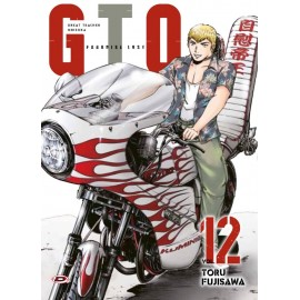 GTO PARADISE LOST n. 12
